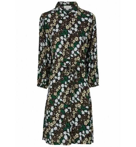 Harlow print dress S1