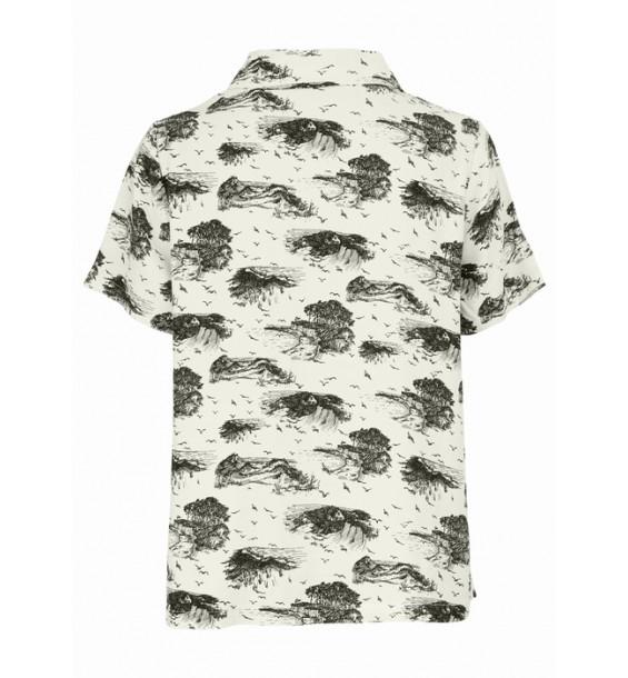 Ivar print shirt S1