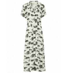 Ivar print dress S1