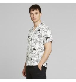Shirt short sleeve Marstrand S1
