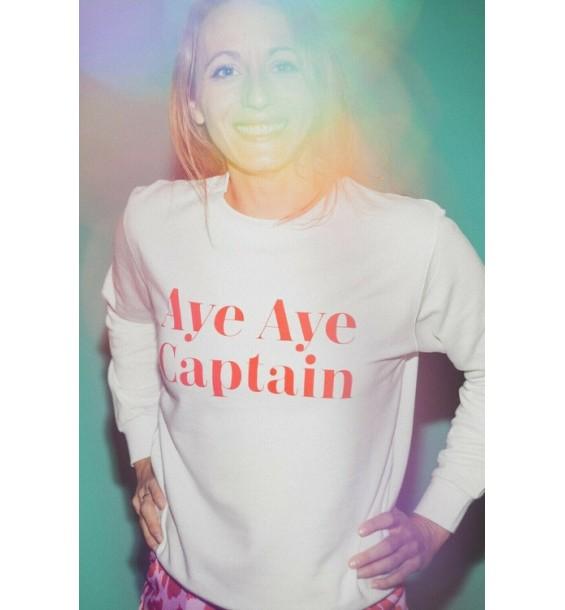 Aye Aye Captain Sweater