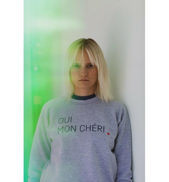 Sweater Oui mon Cheri