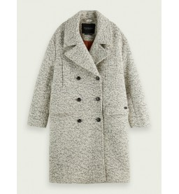 Relaxed fit wool blend H1