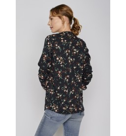Nightflowers Blouse H1