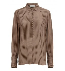 Lohan print shirt H1