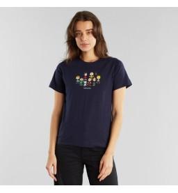 T-Shirt Mysen Peanuts Friends H1
