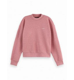 High neck relaxed sweat H1